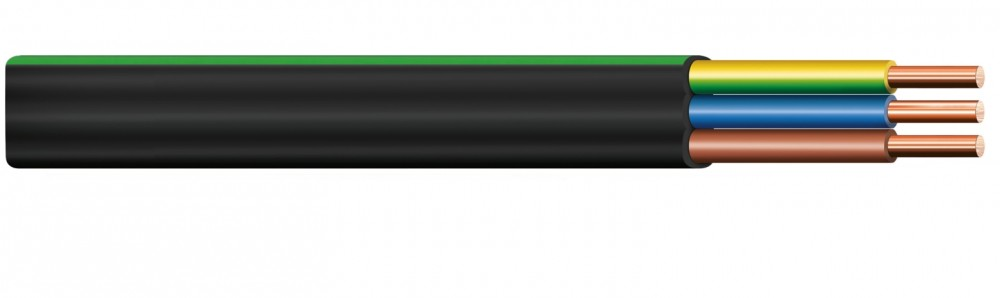 Instalační/silový kabel do 1kV PLUS CYKYLo